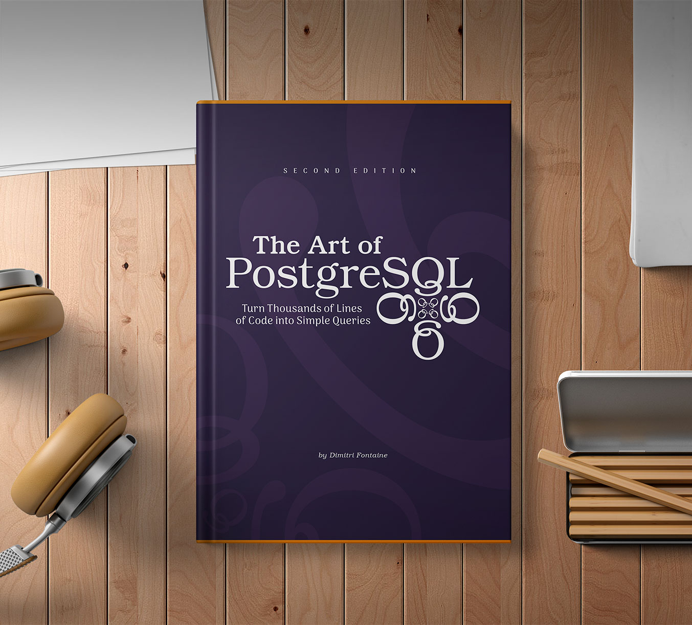 The Art of PostgreSQL: a modern PostgreSQL book in 2019